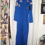 Astronaut Blue Jumpsuit
