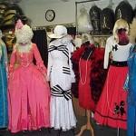 Costumes 1500-1970