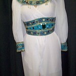 Egyptian female costume