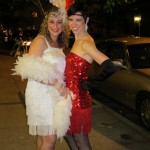 Flappers White & Red