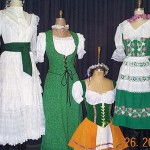 Irish Dresses