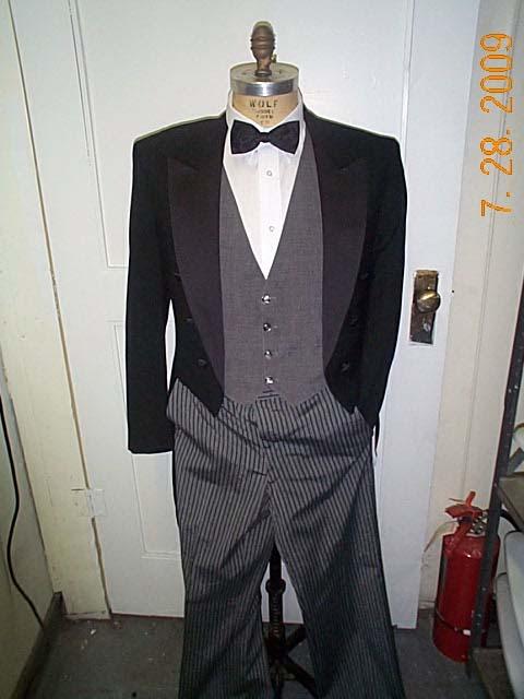 butler uniform