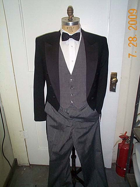 butler uniform | Beyond Costumes