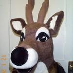 deer black nose