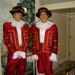 Beefeater Male Pair 1