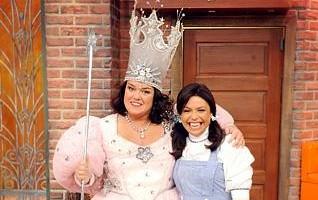 Rachael Ray & Rosie